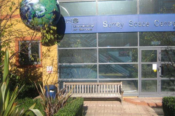 Встреча с представителем University of Surrey