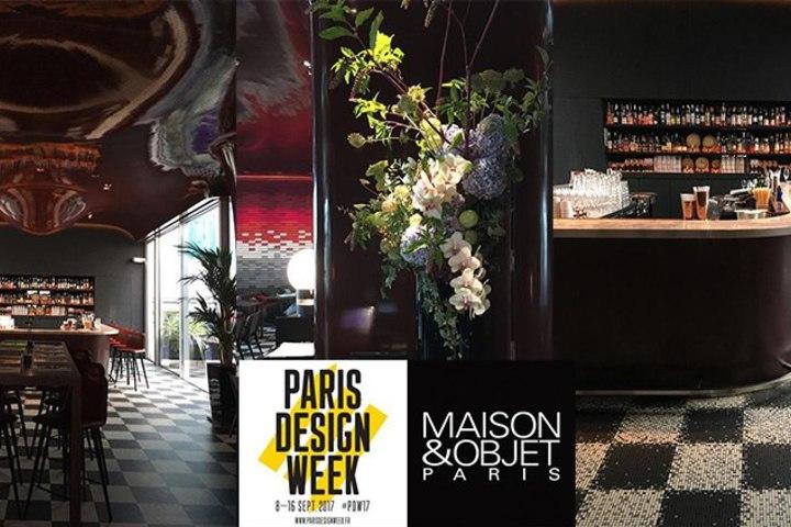По следам Парижа: Maison et Objet VS Paris Design Week