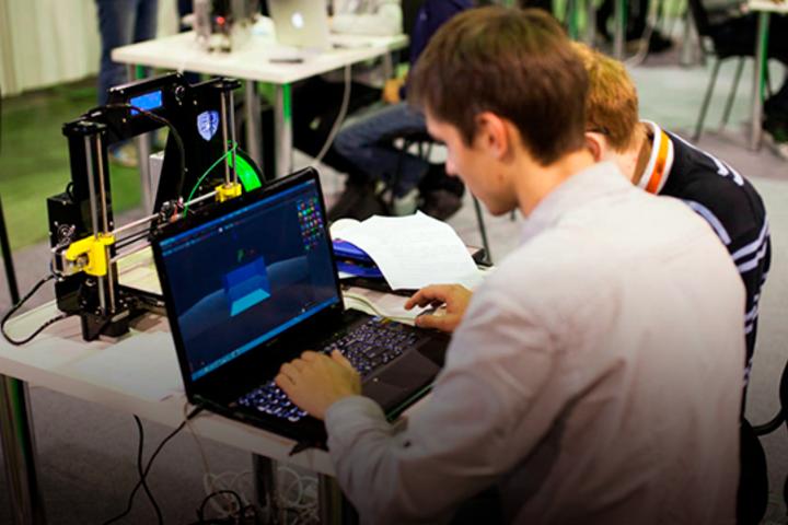Мастер-классы по 3D-печати и сканированию на 3D Print Expo 2017
