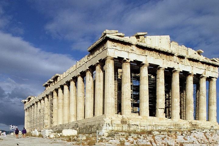 Античность: архитектура как способ организовать мир