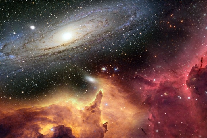 Лекции о Вселенной и темной материи