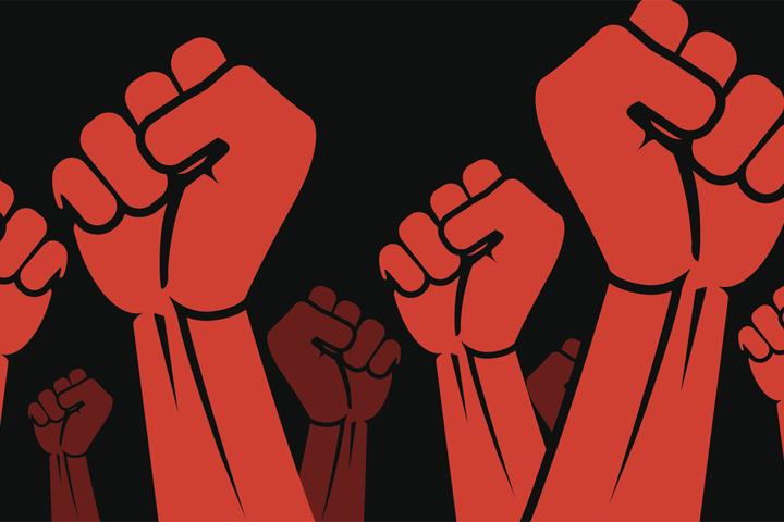 Образ Революции в прозе