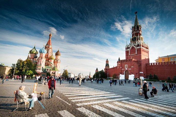 """Урбанистический лекторий. """"Столица в России – больше, чем столица: """"формула"""" Москвы"""""""