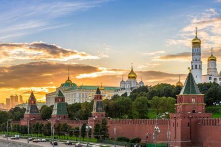 Автобусная обзорная экскурсия по Москве
