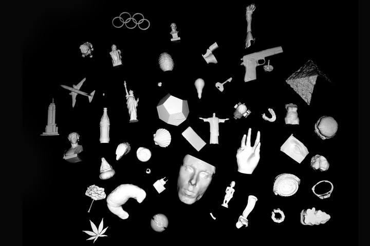 Мастер-класс по 3D-печати, сканированию и фотограмметрии
