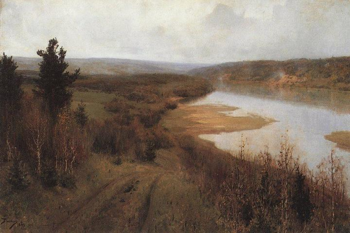 Река Потудань. Андрей Платонов