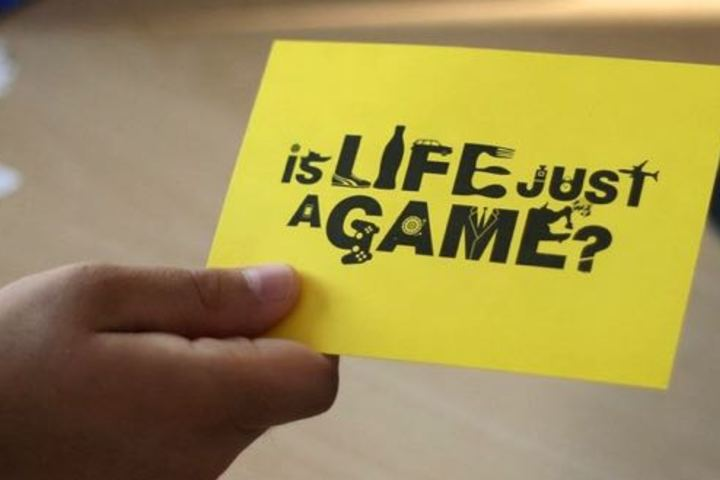 Debates with Stephen: Is life like a game?