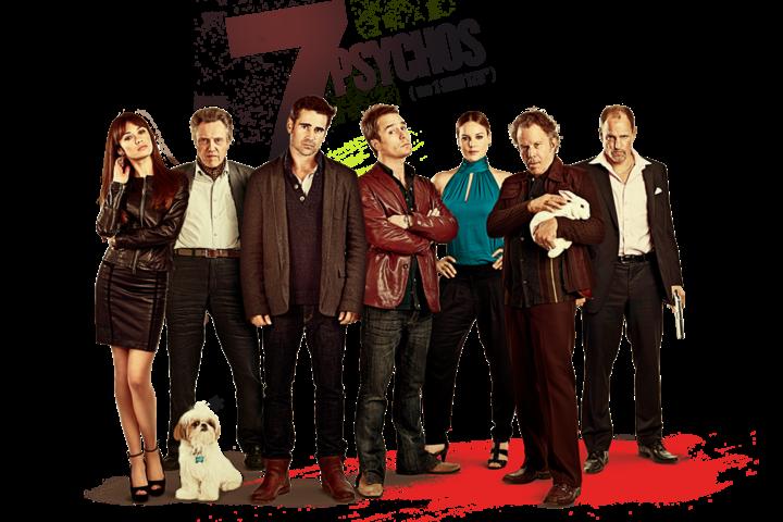 Киноклуб: Seven Psychopaths