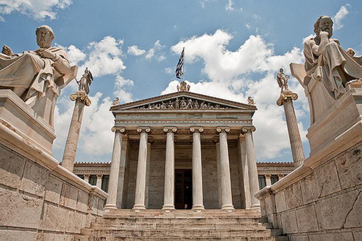 Философский клуб! Начала философии: почему надо возвращаться к грекам