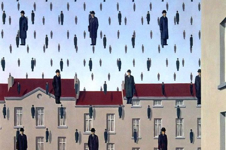 Сюрреализм: игра с сознанием