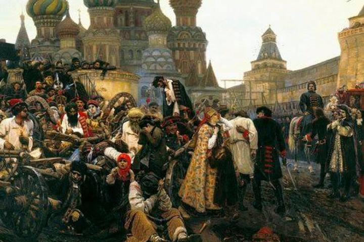 От XVII века до 17-го года: история России в бунтах и революциях