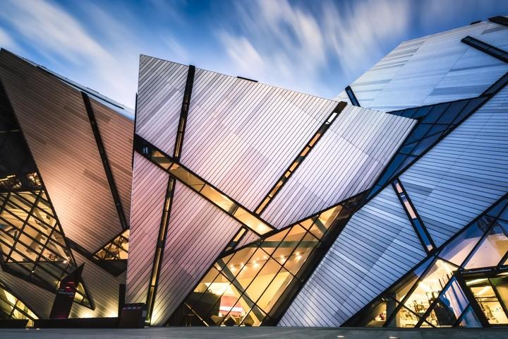 Как смотреть современную архитектуру?