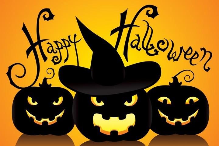 Halloween English Speed-Meeting
