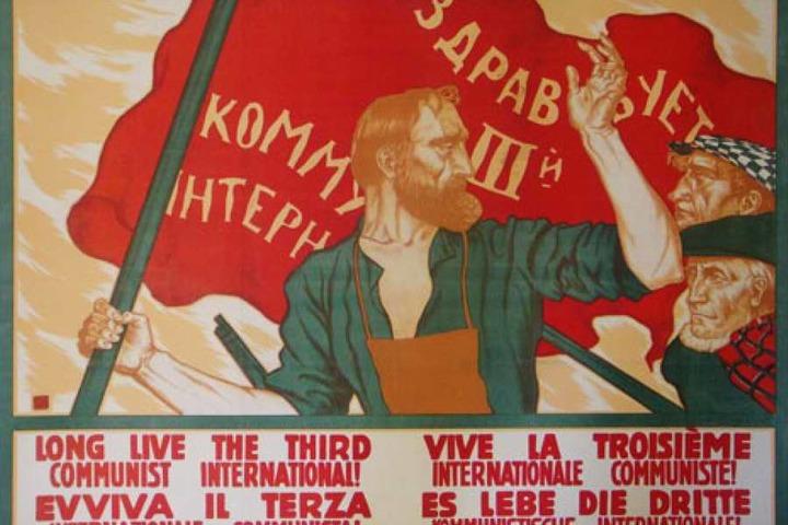 Октябрь 1917 в международном контексте