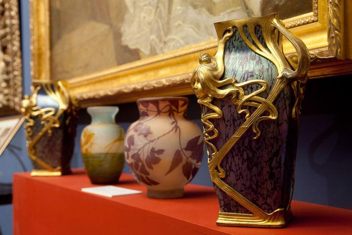 Экскурсия с куратором по выставке «Александровский дворец в Царском Селе и Романовы»