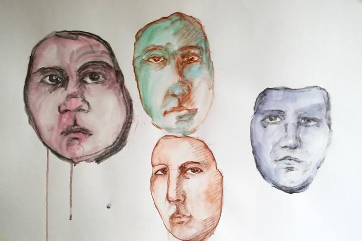 Портрет: Скульптурный подход