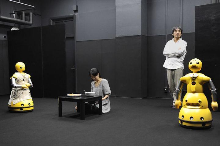 «Человек и техника — новый конфликт современной драматургии»