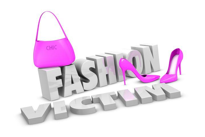 Английский клуб: Fashion victims (Жерты моды)