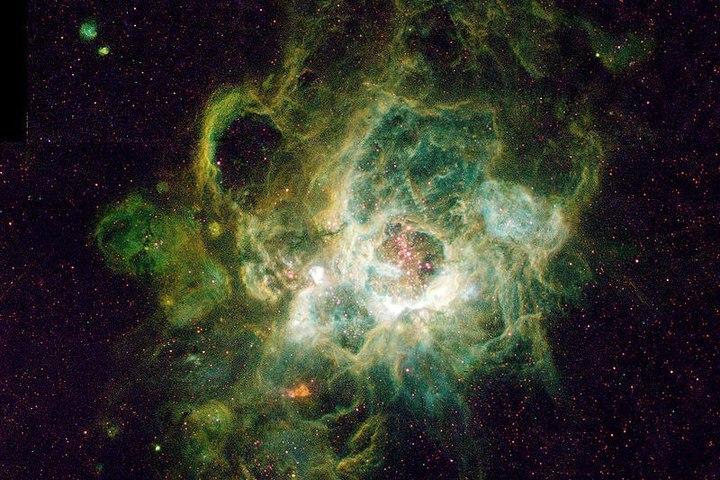 Рождение звёзд в других галактиках и в другие вселенские эпохи