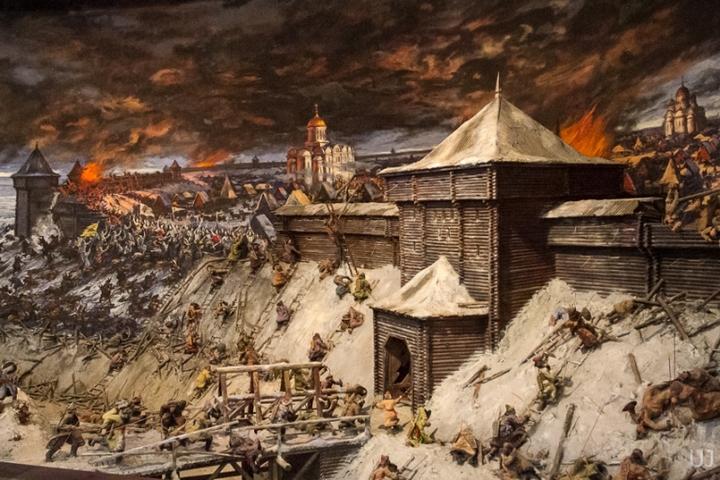 Два с половиной века тьмы: точка невозврата русской истории