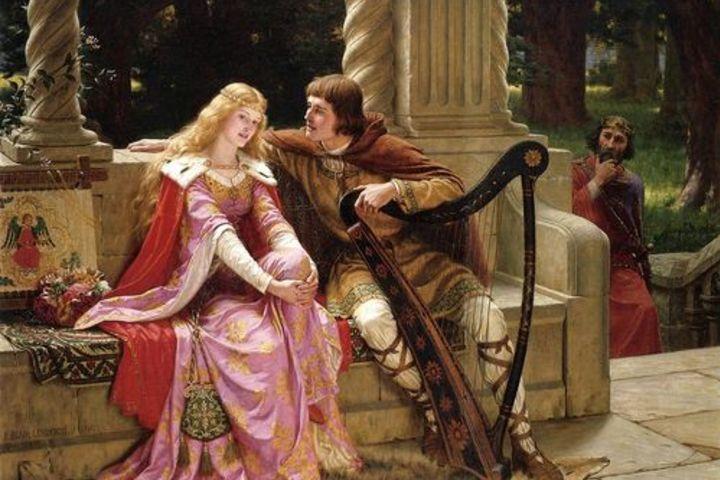 О любви в Средневековье - Ода Прекрасной Даме