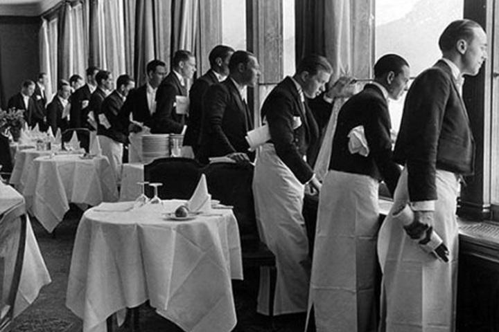 Как оценить сервис в ресторане?