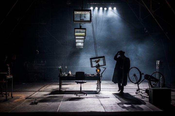 Наука и театр