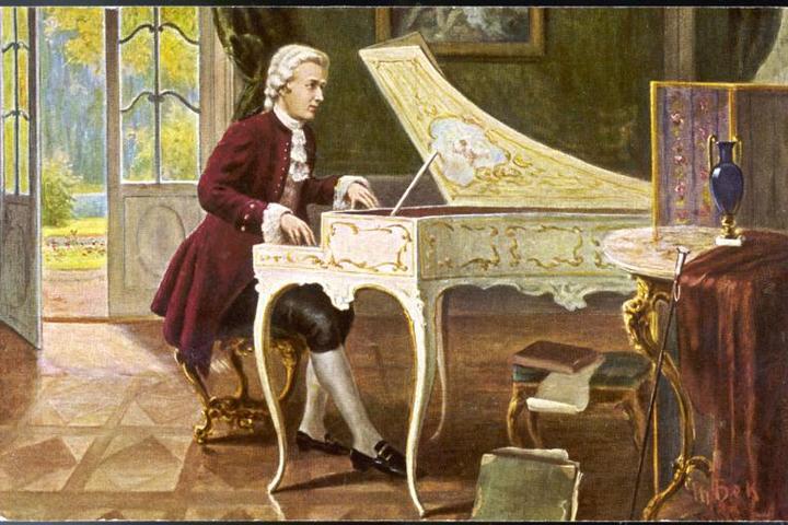 Музыка классицизма. Венские классики: Гайдн, Моцарт, Бетховен и их русские современники