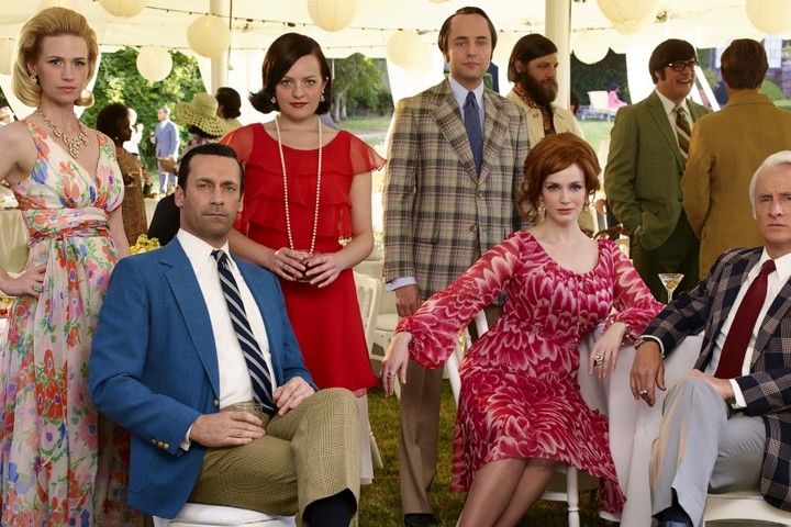 Настоящие безумцы: мода и кино 1960-х