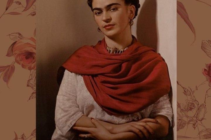 Лекция Yo soy Frida Kahlo de Rivera