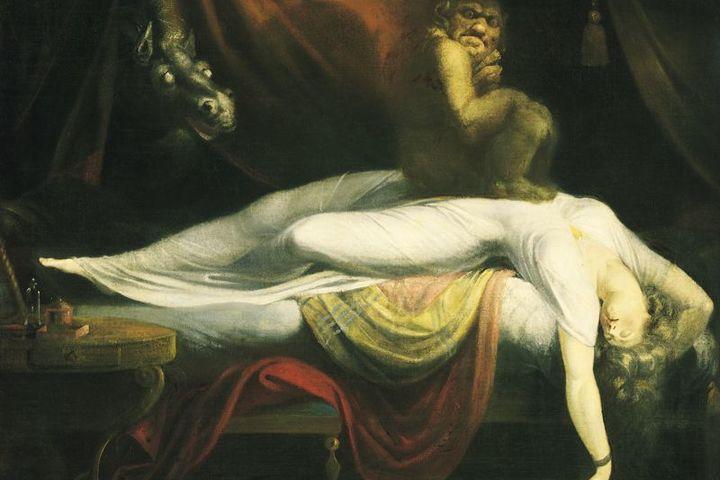 Женское тело как маркер демонического в христианском дискурсе средневековья и Нового времени