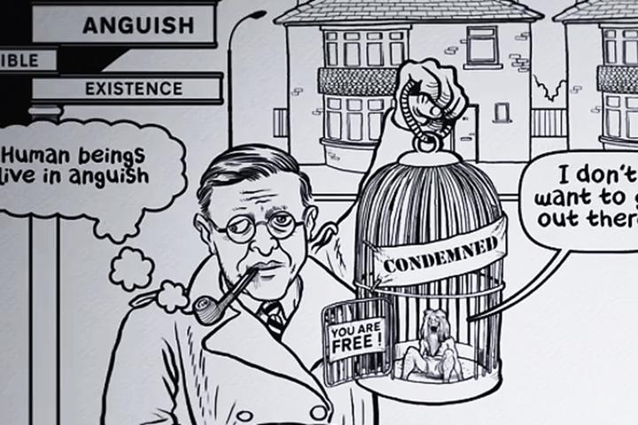 Экзистенциализм. Сознание