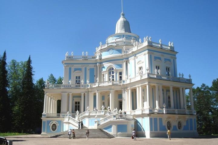 Архитектура барокко екатерининского времени