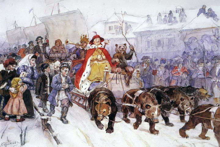 Веселая слобода: приключения иностранцев в Москве
