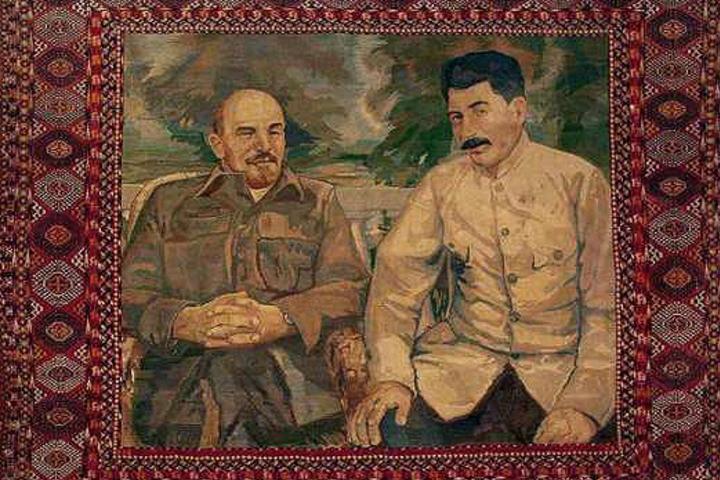 Андрей Сергунькин: «Эволюция культа. Сталин в изобразительном искусстве»