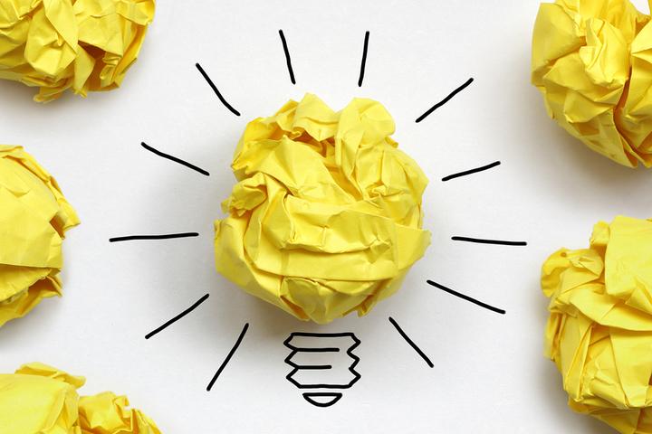 Откуда берутся идеи? Как находить идеи каждый день?