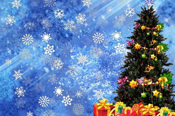 Рождественская ёлка (3+)