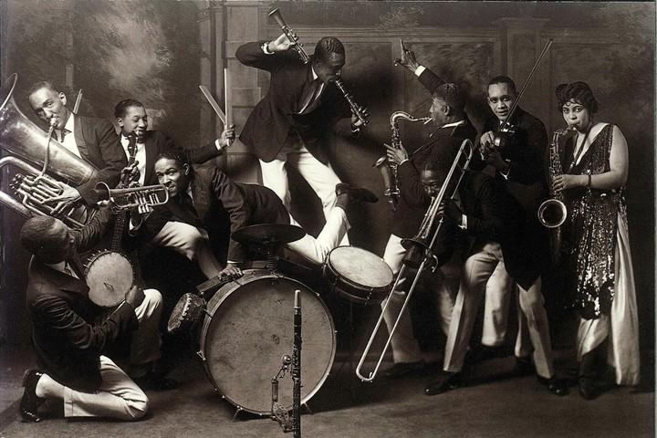 Музыка 1920-х: In jazz we trust