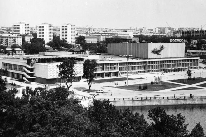 Архитектура как общественное пространство