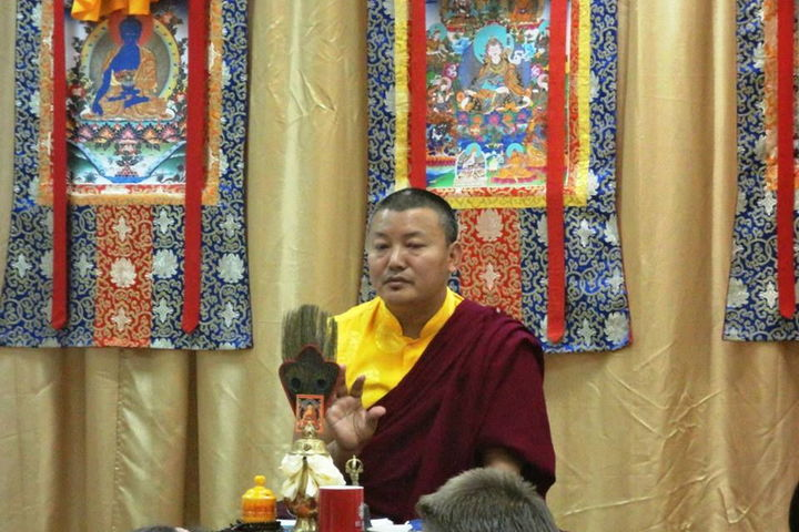 Наставления и практика Шаматха медитации