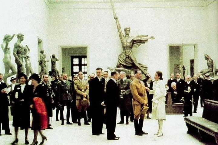 Выставочная политика СССР 1930-х годов