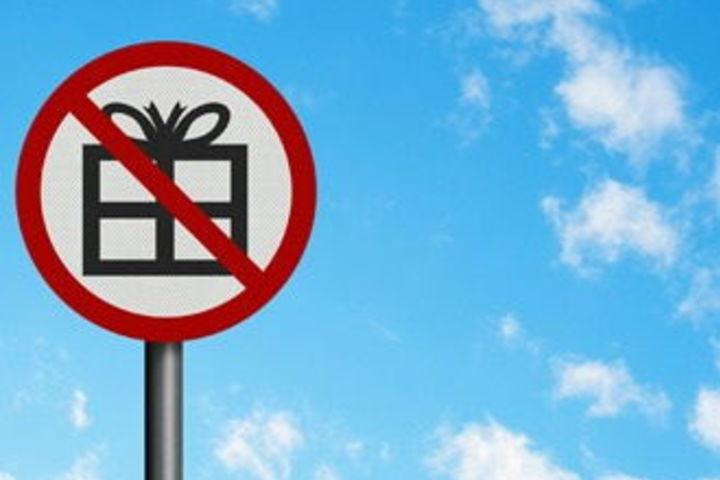 Английский разговорный клуб: No gifts, please