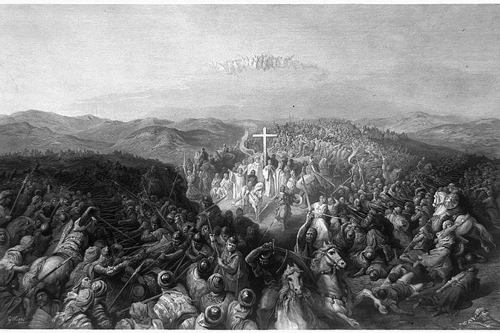 Deus vult (этого хочет Бог): история крестовых походов
