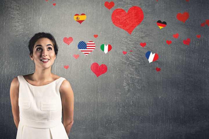 Speed dating на иностранных языках