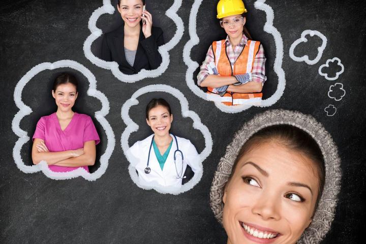 Выбор профессии - как найти работу мечты?