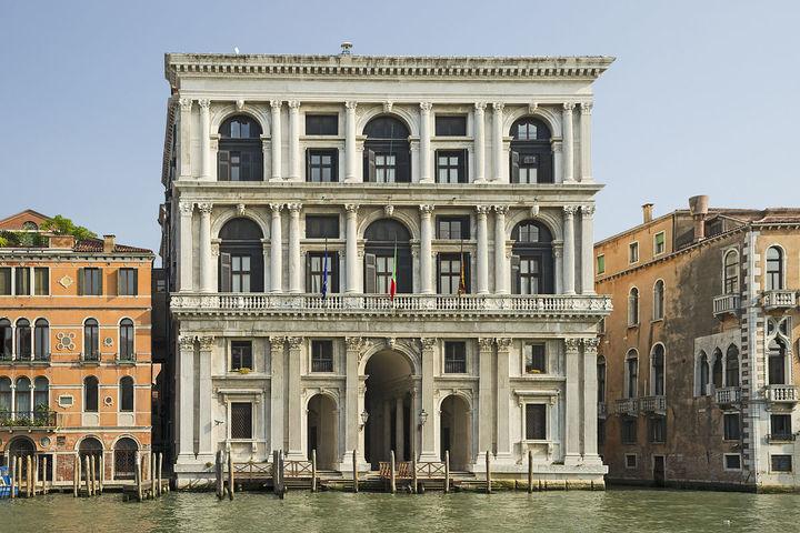 Венецианские дворцы Высокого Возрождения