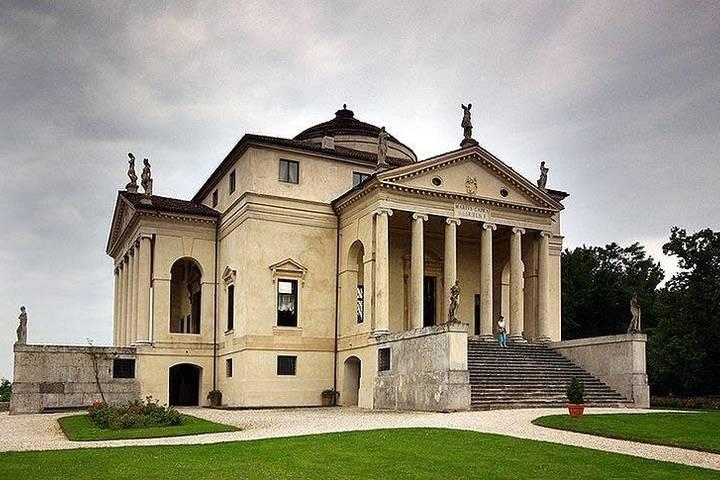 Андреа Палладио и архитектура Виченцы