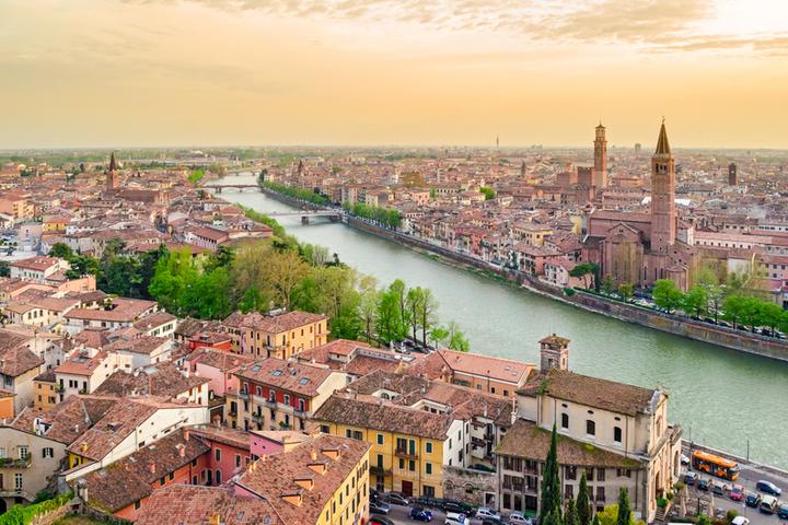 Архитектура и искусство Вероны