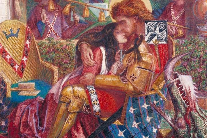 Бегство в средневековье и возрождение легенд