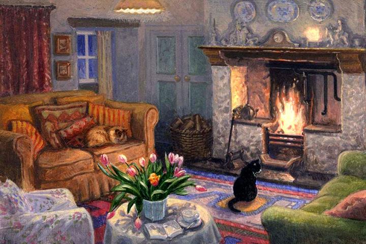 Английский клуб: Home sweet home (Дом, милый дом)